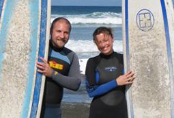 Pamela e Alessandro